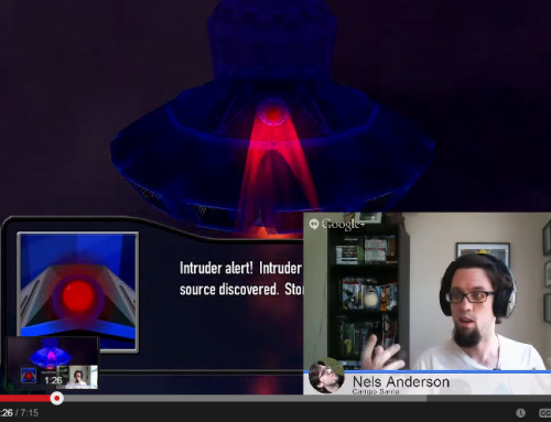 Player Impressions: Nels Anderson on Audio, Game Design & Camera