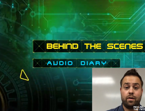 Audio Diaries 1 – Behind the Music