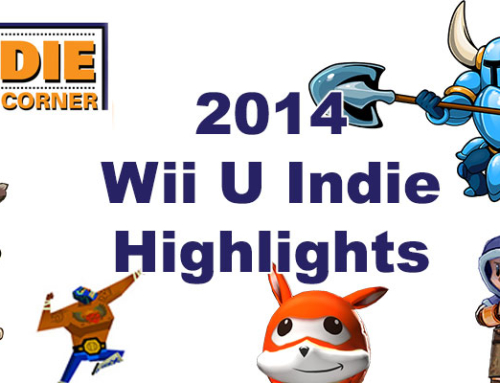 Armillo in: Indie Corner's 2014 Wii U Highlights Video.